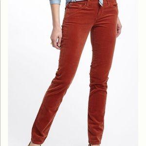 AG Stevie Corduroy Jeans